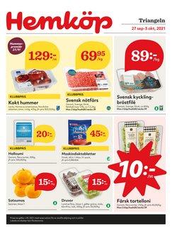 Hemköp-katalog ( Publicerades idag)