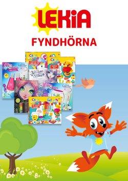 Leksaker och Barn erbjudanden i Lekia katalogen i Göteborg ( Publicerades igår )