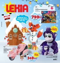 Erbjudanden från Leksaker och Barn i Lekia ( Publicerades idag)
