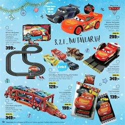 Bilar erbjudanden i BR leksaker katalogen i Åkersberga