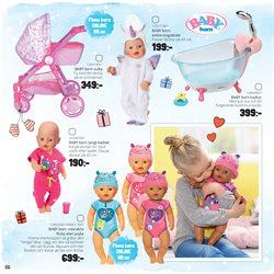 Dockor erbjudanden i BR leksaker katalogen i Stockholm