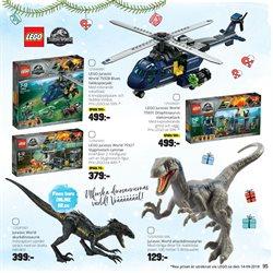 Dinosaurier erbjudanden i BR leksaker katalogen i Stockholm
