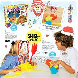 Spel erbjudanden i BR leksaker katalogen i Trelleborg