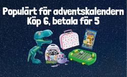 Leksaker och barnartiklar erbjudanden i BR leksaker katalogen i Visby
