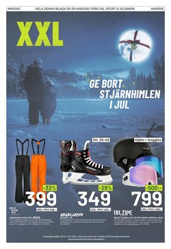 Sport erbjudanden i XXL katalogen i Karlstad ( 2 dagar kvar )