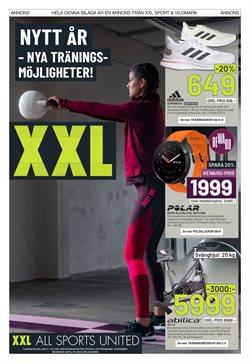 XXL-katalog i Stockholm ( Har gått ut )