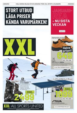 XXL-katalog ( 2 dagar kvar )