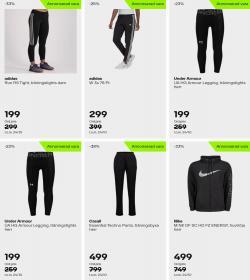 Erbjudanden från Nike i XXL ( Publicerades igår)