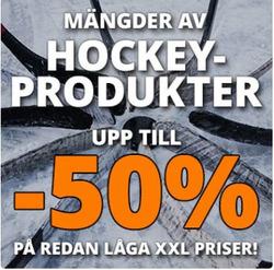 Erbjudanden från XXL i Mölndal