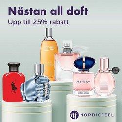 Erbjudanden från Skönhet och Parfym i Nordicfeel ( Publicerades idag)