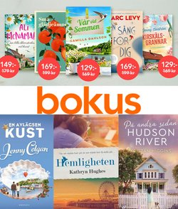 Bokus-katalog ( Publicerades igår )