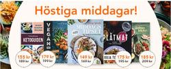 Erbjudanden från Bokus i Stockholm