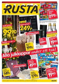 Rusta-katalog ( Har gått ut )