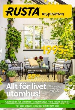 Rusta-katalog ( 9 dagar kvar )