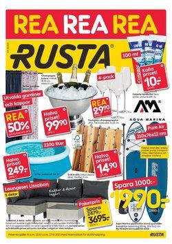 Erbjudanden från Möbler och Inredning i Rusta ( Publicerades idag)