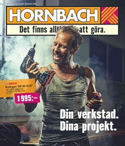 Hornbach-katalog i Stockholm ( Har gått ut )