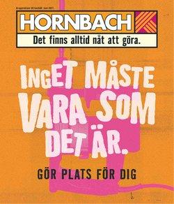 Hornbach-katalog ( 9 dagar kvar)