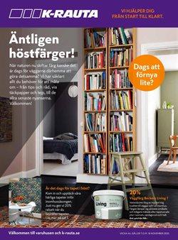 K-rauta-katalog i Stockholm ( Har gått ut )