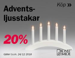 Erbjudanden från K-rauta i Stockholm