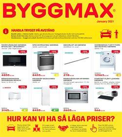 Byggmax-katalog ( 12 dagar kvar )