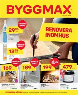 Byggmax-katalog ( Publicerades idag )