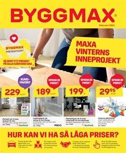 Byggmax-katalog ( Har gått ut )