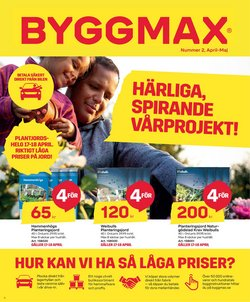 Byggmax-katalog ( 11 dagar kvar )