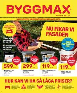 Erbjudanden från Byggmax i Byggmax ( 9 dagar kvar)