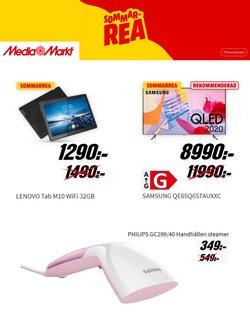 Erbjudanden från Elektronik och Vitvaror i Media Markt ( Går ut imorgon)