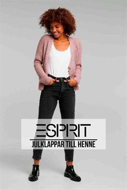 Esprit-katalog ( Mer än en månad )