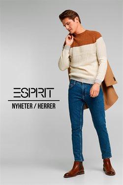 Kläder, Skor och Accessoarer erbjudanden i Esprit katalogen i Stockholm ( Går ut imorgon )