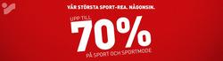 Sport erbjudanden i Intersport katalogen i Karlskoga