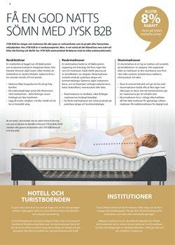 Erbjudanden i kategorin Hotell i JYSK
