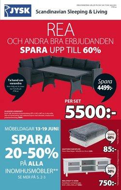 Erbjudanden från Möbler och Inredning i JYSK ( 5 dagar kvar)