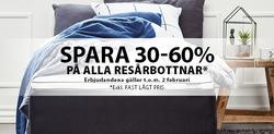 Erbjudanden från JYSK i Jönköping