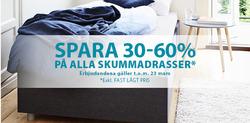 Erbjudanden från JYSK i Helsingborg