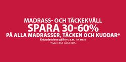 Erbjudanden från JYSK i Alingsås