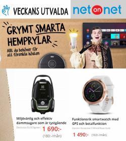 Net On Net-katalog ( Publicerades idag)