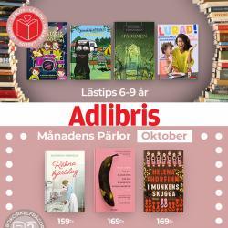 Erbjudanden från Böcker och Kontorsmaterial i Adlibris ( 7 dagar kvar)