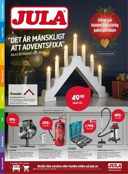 Bygg och Trädgård erbjudanden i Jula katalogen i Lidköping ( 11 dagar kvar )