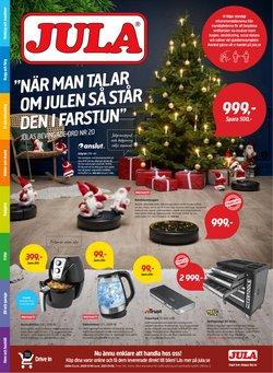 Jula-katalog i Stockholm ( Har gått ut )