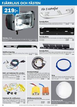 Erbjudanden i kategorin Lampor i Biltema