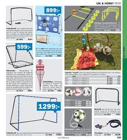 Erbjudanden i kategorin Fotboll i Biltema