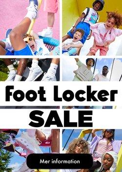 Erbjudanden från Adidas i Foot Locker ( Publicerades igår)