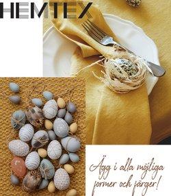 Hemtex-katalog ( Går ut idag )
