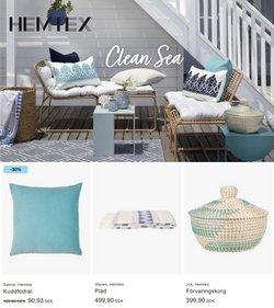 Hemtex-katalog ( Publicerades igår)