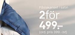 Erbjudanden från Hemtex i Stockholm