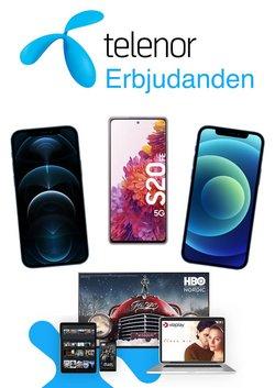 Erbjudanden från Telenor i Telenor ( Publicerades igår)