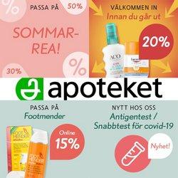 Erbjudanden från Apotek och Hälsa i Apoteket ( Går ut imorgon)