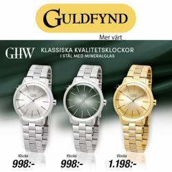 Guldfynd-katalog ( Mer än en månad)